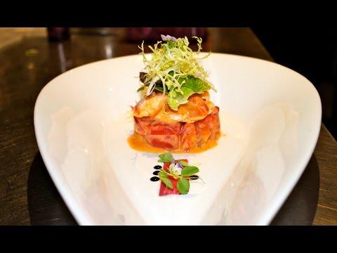 Chef Alessandro Frau: Lobster Salad Catalana Style