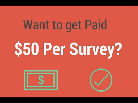 Panda Survey Paying $50! Online Paid Straight To Paypal