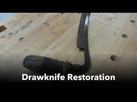 Drawknife Restoration