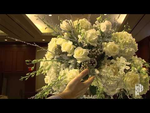 Part 2 of 4: Wedding Flowers Behind the Scenes, Centerpieces