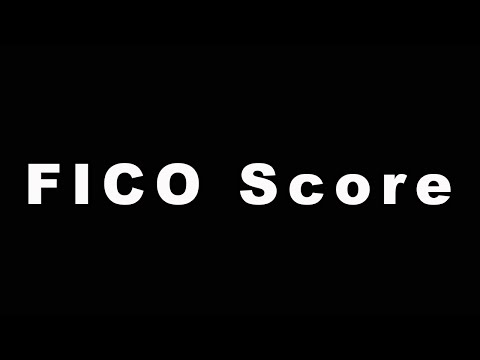 How to Hack Your FICO Score