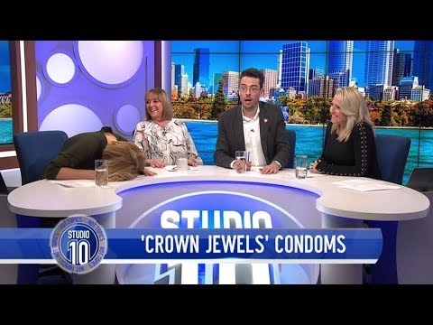 Pun About Royal Condoms Breaks Sarah | Studio 10