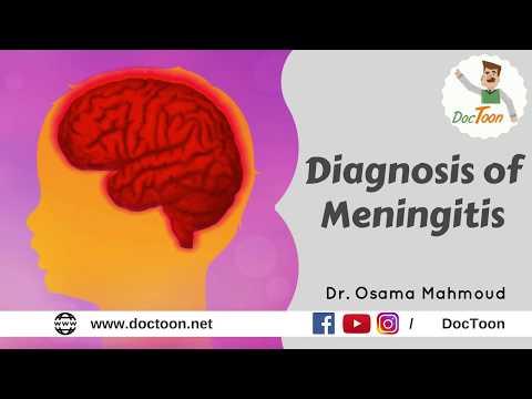 Diagnosis of Meningitis I د.أسامة محمود