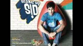 Iktara - Wake Up Sid (Full Song).wmv