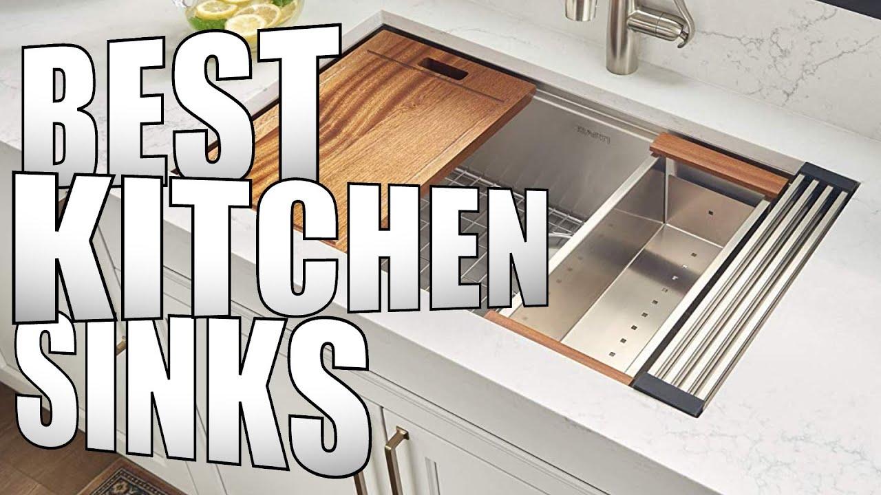 Best Kitchen Sinks 2020 | Top 10 Stainless Steel Sink For Kitchen