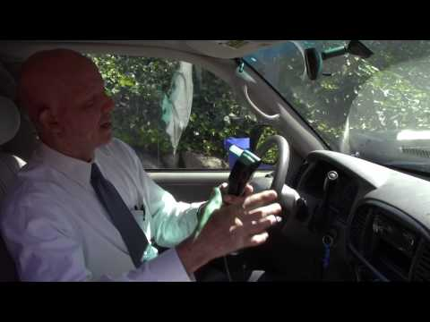 Ignition Interlock On a Vechile