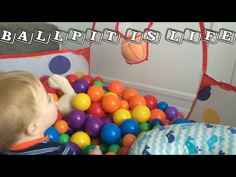 BALLPIT IS LIFE: #1 PG in 2034!?!