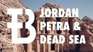Discover Jordan | Explore the world wonder Petra & the Dead Sea