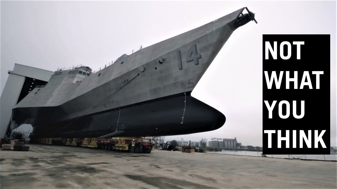 Why is The US Building Aluminum Warships?