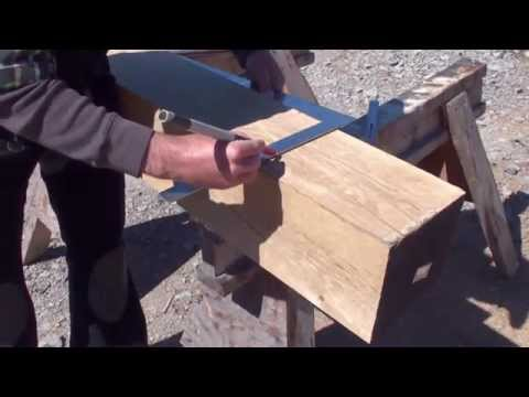 Onsite secrets for the pros -  Laying out and cutting a compound angle
