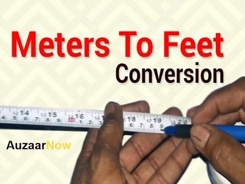 Measuring tape in Meters to Centimeters , Feet - Measure Tape Tricks