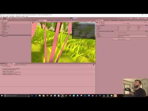 VRWorks Performance - Unity -  VR SLI - MRS