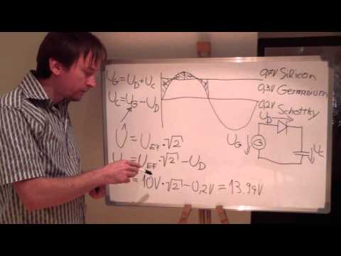 Home Made Windmill Generator Part 9 - Voltage Doubler Theory 2