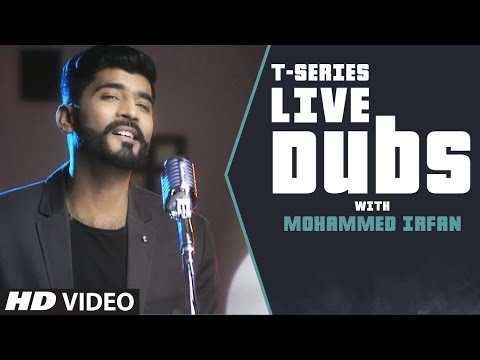 LIVE: T Series Acoustics Live Dub With Mohammed Irfan