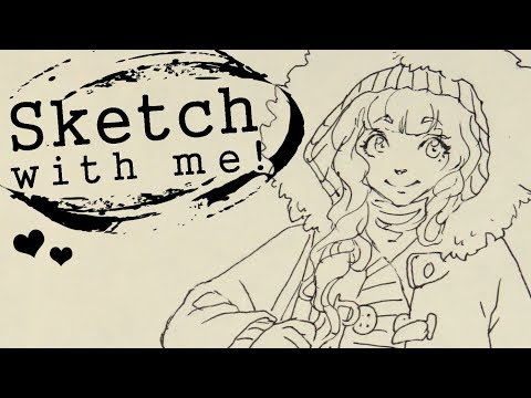 Sketch with me! #2