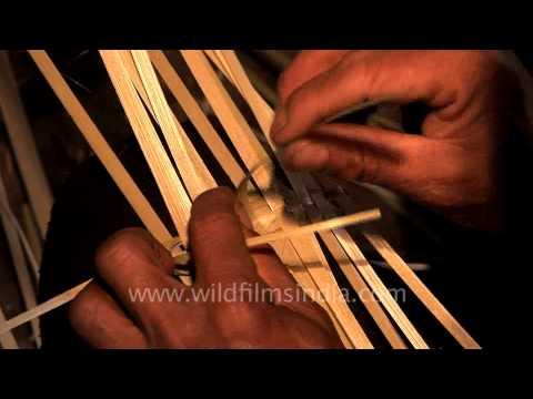 Bamboo craftsmanship, Arunachal Pradesh