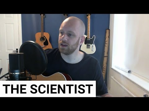 The Scientist (Acoustic Cover) - Coldplay