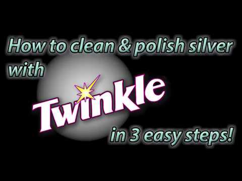 How to clean & polish silver in 3 easy steps