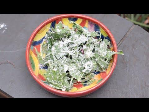 How to make a Yogurt Caesar Dressing