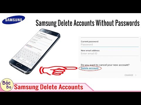 Bypass Samsung Accounts Without Passwords Android 7 & Android 6
