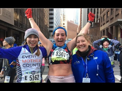 What Went Down During My NYC Half World Record BQ Or Bust 176