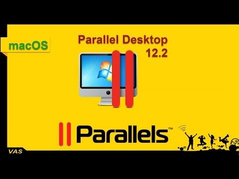 Cài phần mềm máy ảo Parallel Desktop 12.2 cho macOS