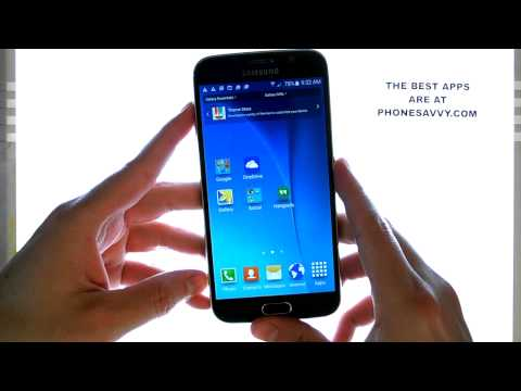 GS6 GALAXY S6 REVIEW - SPECS AND COOL FEATURES