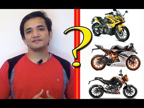 Which BIKE to buy? Bajaj Pulsar RS200, KTM RC 200, 390, Duke 200,390, Yamaha, Honda, Ninja