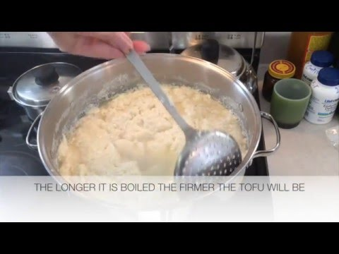 TOFU – HOW TO MAKE IT AT HOME  (OAG 2016)