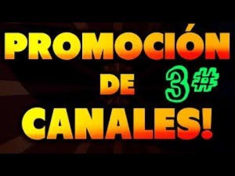 promo de canales en vivo 2018 parte 3