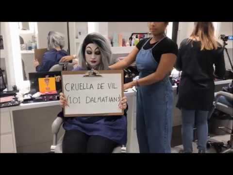Make Up Masterclass from our Creative team