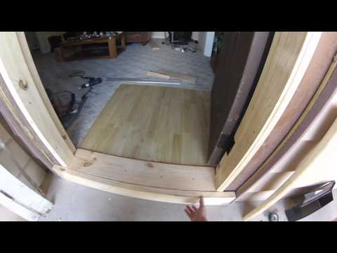 Custom Made Door Frame