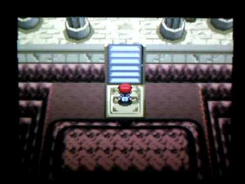 Pokemon Platinum -- Arceus Event (USA)