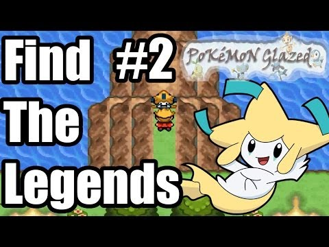 Pokemon Glazed Find The Legends #2 - Jirachi And The Wish Ticket!