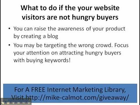 How To Find Hungry Buyers-The Internet Business Search.