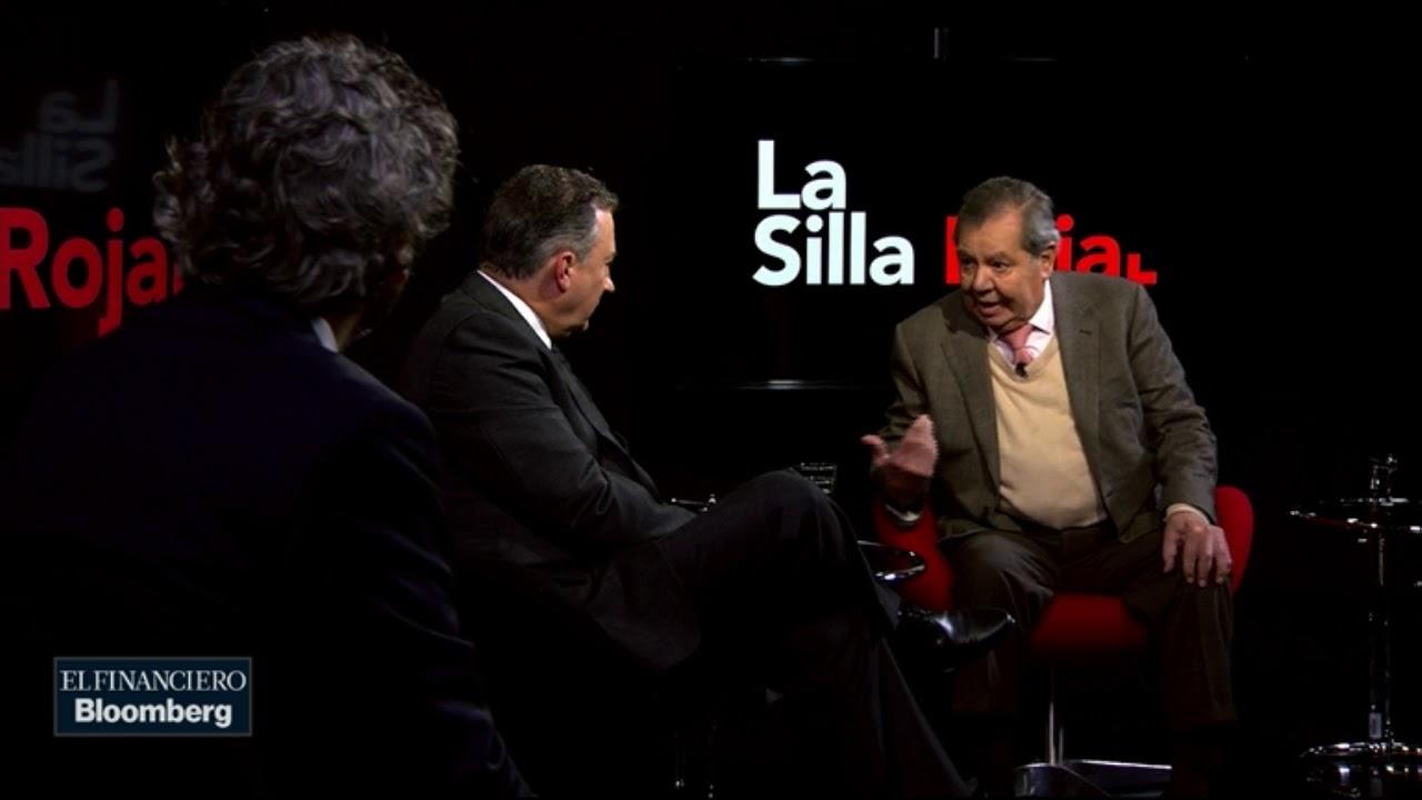 La Silla Roja presenta a Porfirio Muñoz Ledo