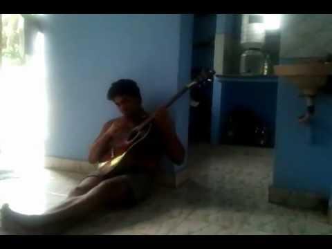 Kitar sounds and Kitar playing