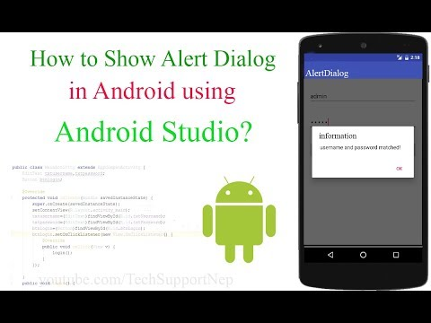 How to Display Alert Dialog in Android? [With Source Code]