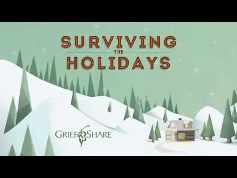 What is GriefShare Surviving the Holidays