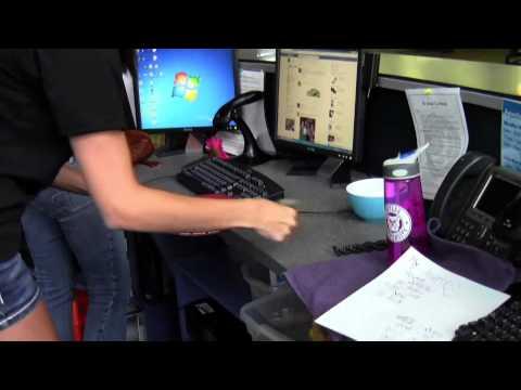 HRC Student Positions Control Desk Supervisor