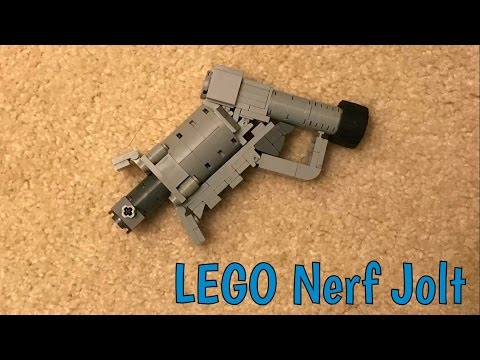 LEGO Nerf Jolt