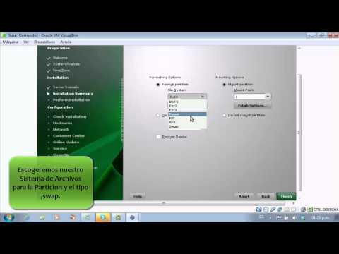 Instalacion Suse Linux Enterprise Server