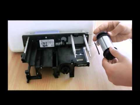Nisca PR C201 ID Card Printer