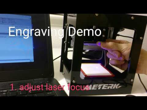Meterk Laser Engraver Printer 1000mW DIY Mini Engraving Printing