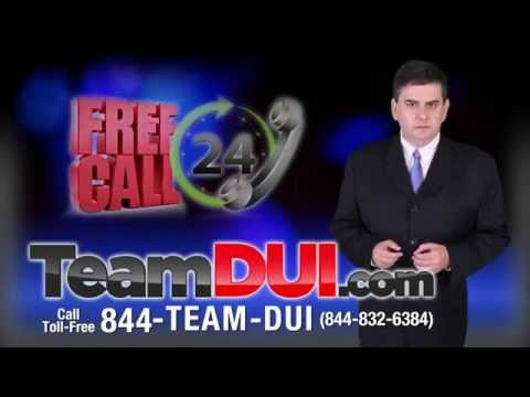 First DUI Penalties | First DUI Jail Time? | First DUI Costs