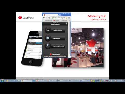 InterAction Mobility 1.2