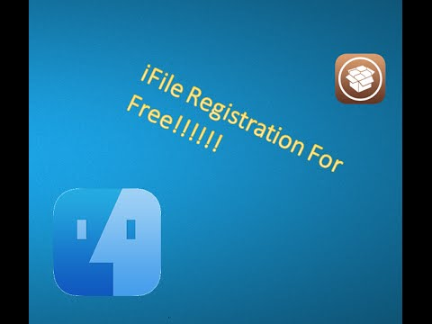 How to get iFile Licence/Registration for FREE!!!!!!!! IOS 9.3.3