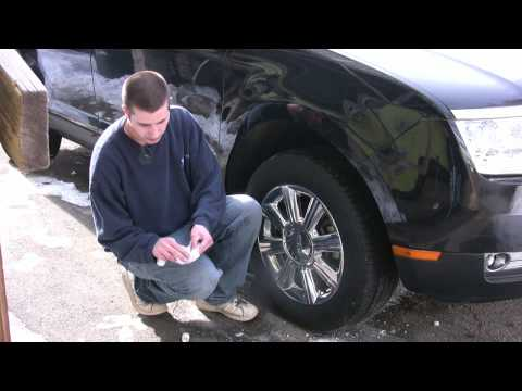 Auto Detailing : Cleaning & Polishing Chrome Wheels