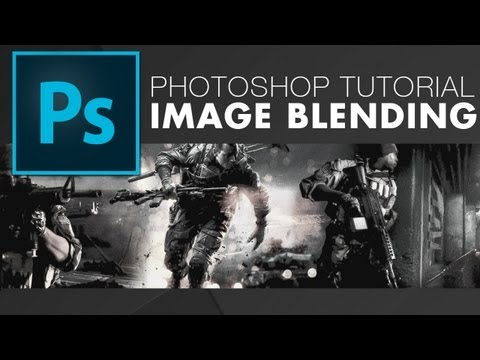 Blend Images Together Seamlessly in Adobe Photoshop