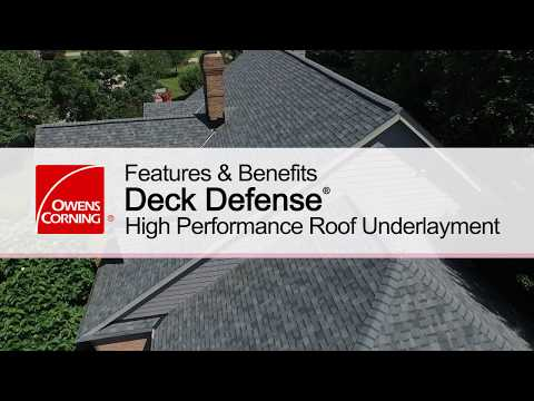 Roofing Product Guide: Deck Defense® High Performance Roof